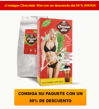 comprar chocolate slim